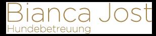 Bianca Jost Hundebetreuung Logo